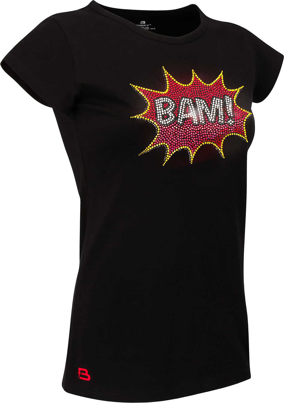 Bamware BAM Rhinestone Tee