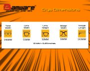 Bamware – Crys Gel Aviator Sunglasses