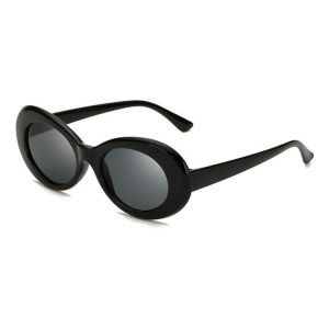 Bamware Cookie Sunglasses - Oval Kurt Kobain Inspired